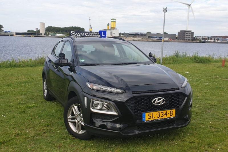 Schakel Hyundai rechthoek